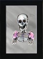 dandy skeleton