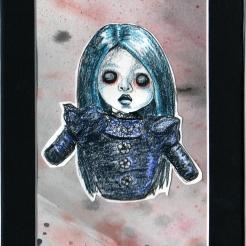 """""""Doll"""" 5x7"""""""
