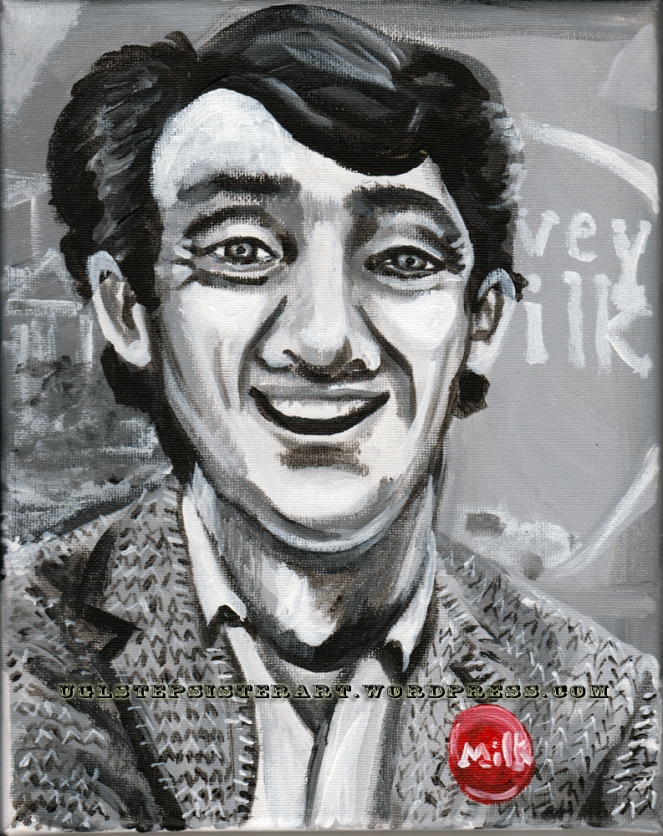 harvey milk portrait watermarked