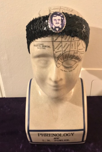 Poe Headband on Mannequin