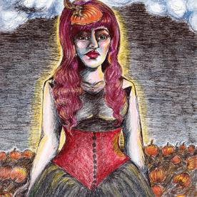 """""""Pumpkin Girl"""""""
